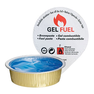 Fondue gel fuel